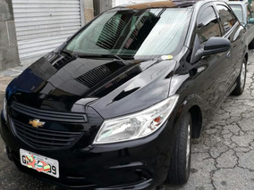 Chevrolet Onix 1.0 Joy 5p 2017/2018 - Preto - 6 Marchas !!!