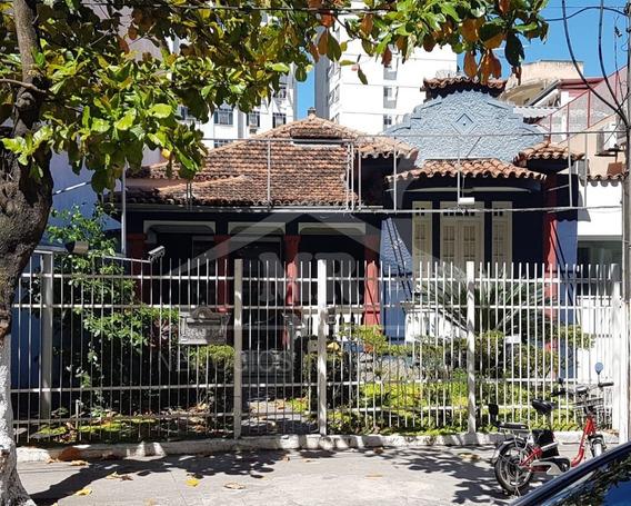 Casa Comercial Na Rua Mariz E Barros - Ca00017 - 32983311