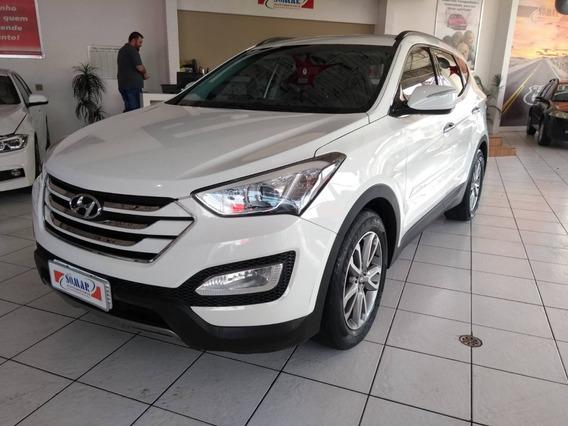 Hyundai Santa Fé 3.3 4x4 V6 Gasolina 4p Sem Entrada Uber