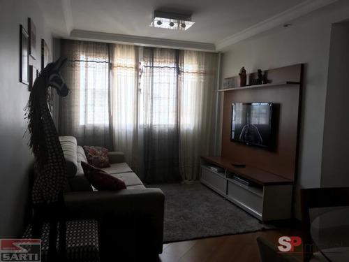03 Dormitórios 1 Suite 1 Vaga -  Todo Reformado  - St17191