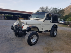 Jeep Cj 7 Limited 1984
