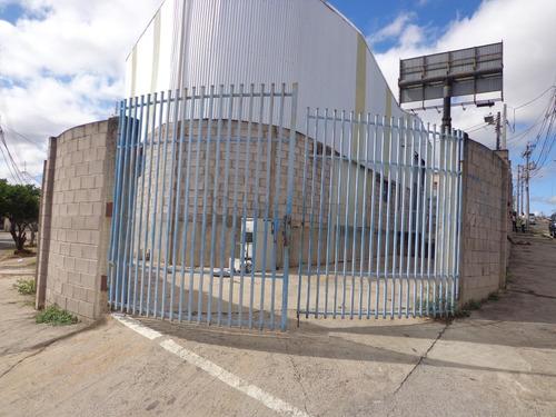 Imagem 1 de 17 de Barracão Para Aluguel Em Jardim Miranda - Ba001104