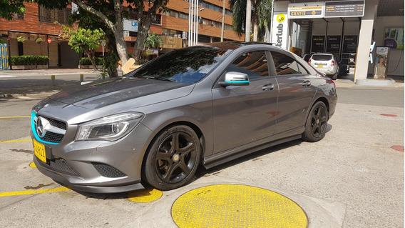 Mercedes Benz Cla 200 Turbo Perfecto Estado Negociable
