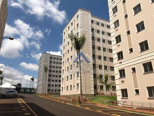 Apartamento Com 2 Dormitórios À Venda, 48 M² Por R$ 188.000,00 - Conjunto Habitacional Doutor Farid Libos - Londrina/pr - Ap0780