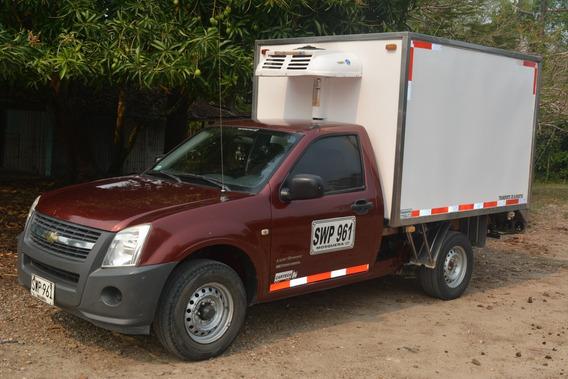 Chevrolet Luv D-max. Furgón Aislado Con Unidad De Frío. 2009