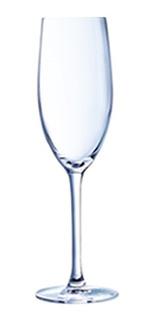 Copa Cabernet Champagne 16 Cl Arcoroc Flauta Cristal Kwarx