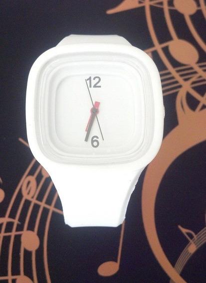 Kit Relógio Emborrachado 10 Peças - Pronta Entrega -