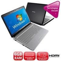 Notebook Core I5 Positivo Premium N9300 6gb