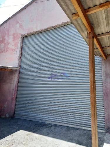 Imagem 1 de 16 de Galpão Para Alugar, 468 M² Por R$ 4.500,00/mês - Vila Carmosina - São Paulo/sp - Ga0046