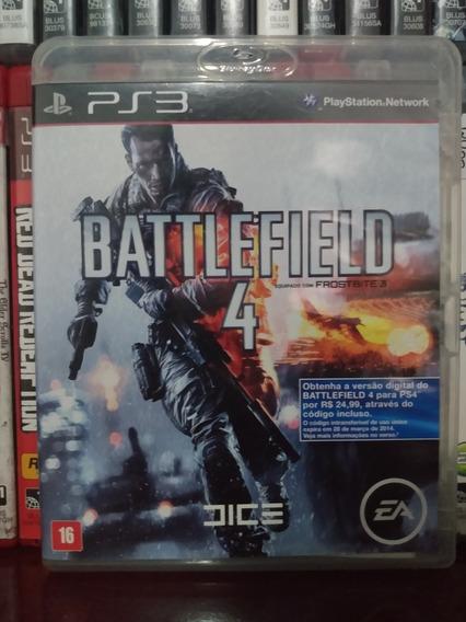 Battlefield 4 Original Ps3 Bf4   Parcelamento Sem Juros