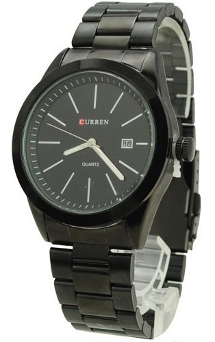 Relógio Curren Casual Masculino Original - Modelo 8091