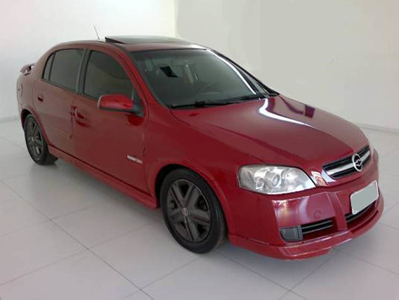 Astra Vermelho 2003 Gsi