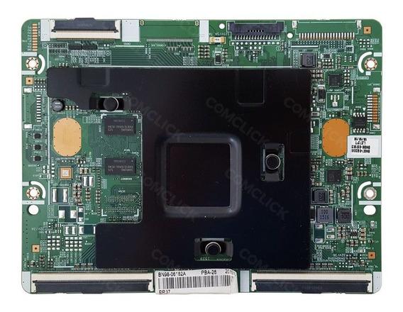 Placa T-con Tv Samsung Un48ju6000gxzd Novo Original