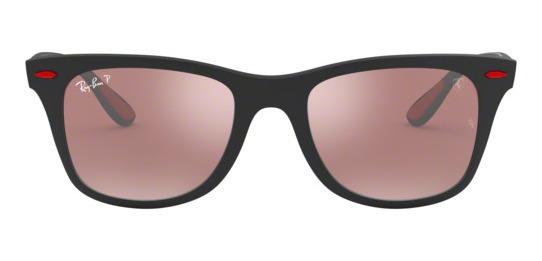 Óculos De Sol Ray Ban 4195m F602h2 Acetato Masculino
