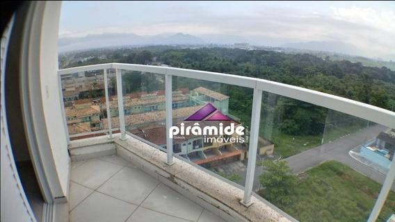 Linda Cobertura Com 3 Dormitórios À Venda, 184 M² Por R$ 1.170.000 - Indaiá - Caraguatatuba/sp - Co0135