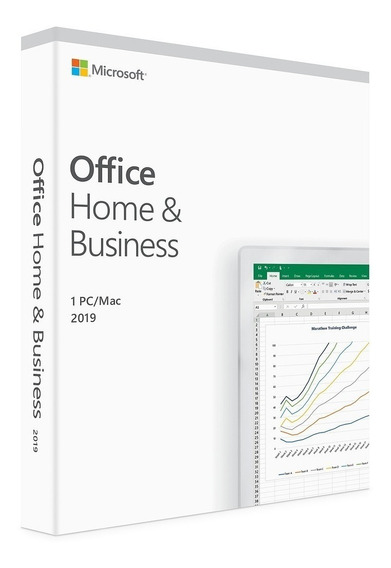 Licencia Office 2019 Home & Bisnes Multilenguaje Key Digital