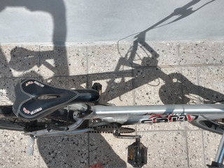Bicicleta Bmx Sbk Rodado 20