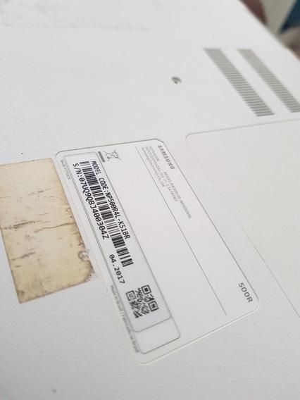 Base Notebook Samsung Np500r4l Branca Usada