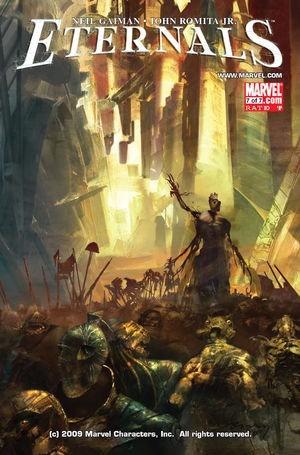 Marvel Eternals - Volume 7