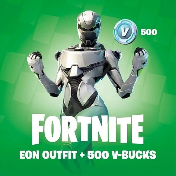 Fortnite Skin Eon + 500 V Bucks
