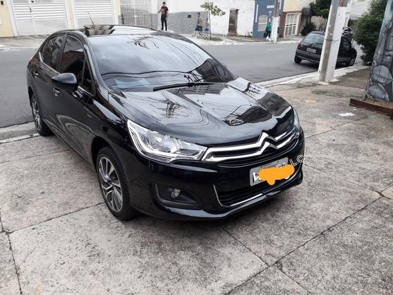 Citroën C4 1.6 Thp Exclusive Flex Aut. 4p 2017