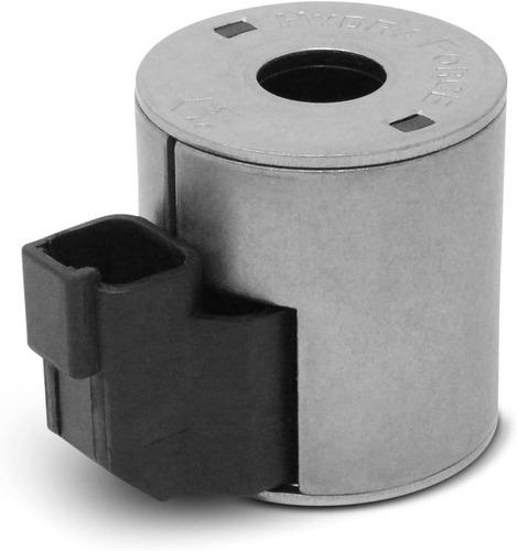 Solenoid Valve Coil, Deutsch Connector, V Dc,  Series