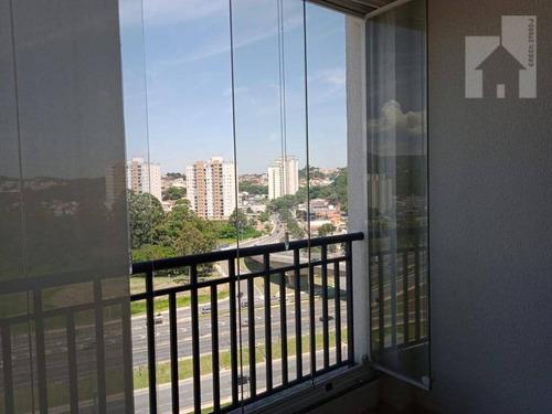 Apartamento Com 3 Dormitórios À Venda, 109 M² - Jardim Ana Maria - Jundiaí/sp - Ap1716