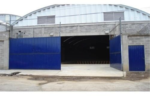 Renta Bodega Industrial / Comercial, Los Reyes Acaquilpan, La Paz, Edo Mex.