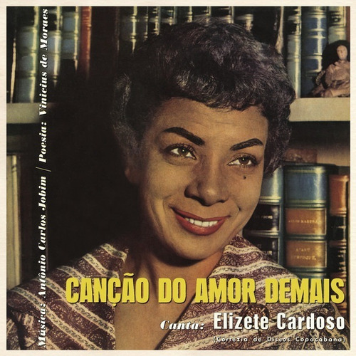 Elizete Cardoso Cancao Do Amor Demais Cd Nuevo Orig.en Stock