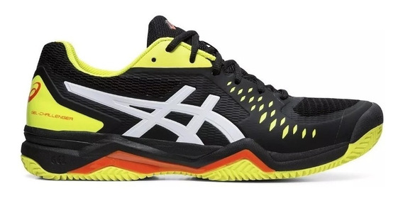 Tênis Asics Gel Challenger 12 Clay Masculino Clay Original