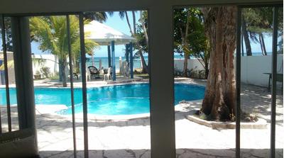 Villa En Juan Dolio Frente A La Playa