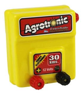 Electrificador Boyero Agrotronic 12v 30km.