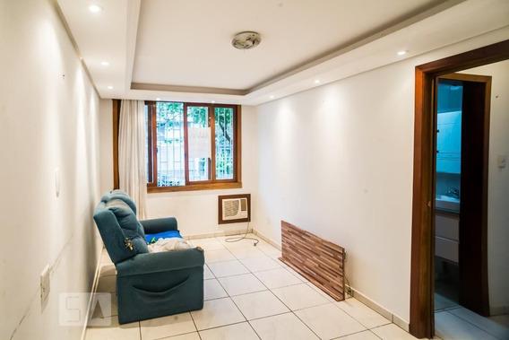 Apartamento No 1º Andar Com 2 Dormitórios - Id: 892964246 - 264246