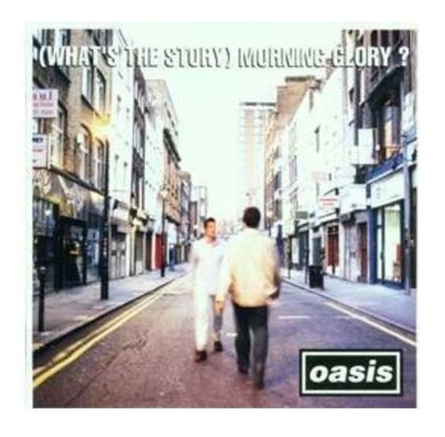 Oasis What's The Story Morning Glory Cd Nuevo
