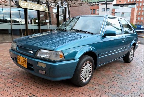 Mazda 323 Coupé 1992