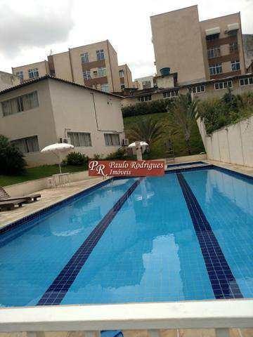 Ref:50063 Apartamento 2 Dorms, Varanda, Vaga, Piedade. - V50063