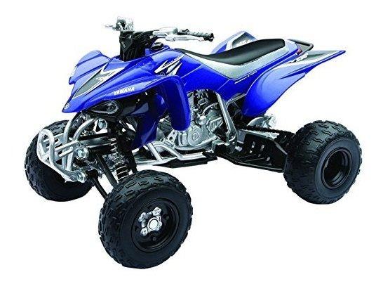 Yamaha Yfz 450 2008 Atv Blue