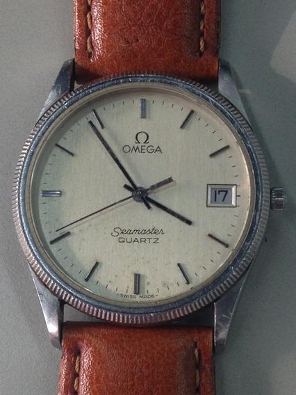 Relógio Omega Seamaster Quartz Original