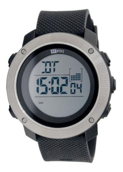 Reloj Revive Kr0744 Negro Hombre