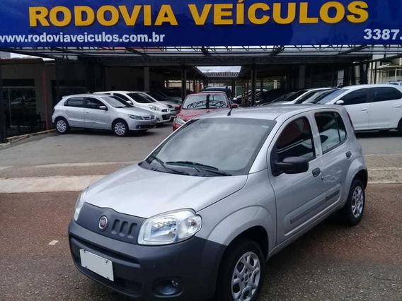 Fiat Uno Evo Vivace (casual) 1.0 8v Flex 4p