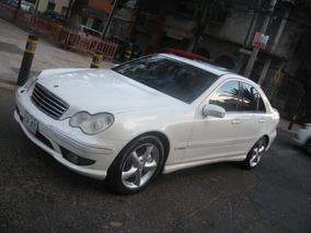 Mercedes Benz Clase C 2.5 230 Factura De Agencia Todo Págado