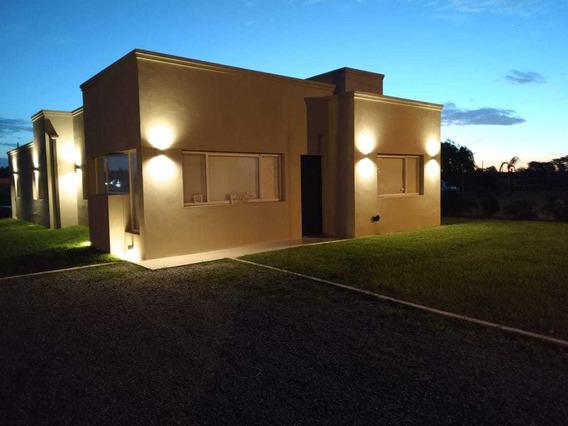 Hermosa Casa Quinta En Mercedes !! 1 Año De Antiguedad
