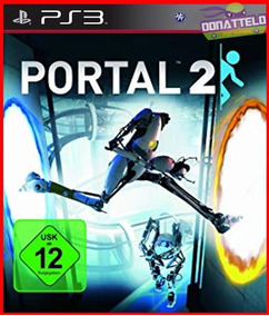 Portal 2 - Ps3 Psn Original Mídia Digital