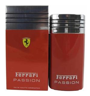 Perfume Ferrari Passion For Men 100ml