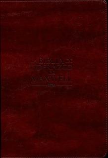 Biblia De Liderazgo Maxwell/nvi