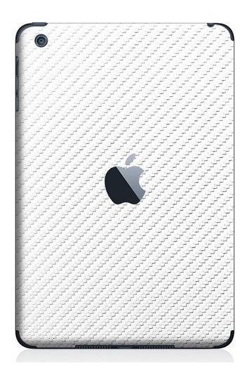 Skin Fibra De Carbono Para iPad Mini 2 ( Frente E Traseira )