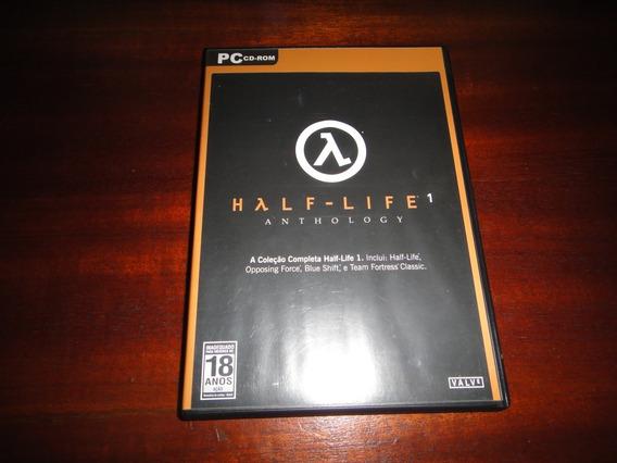 Vendo Jogo Half Life Anthology Para Pc