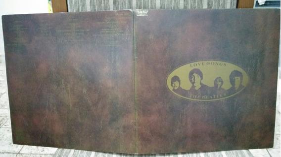 Lp/vinil- The Beatles - Love Songs- Disco E Capa Dupla