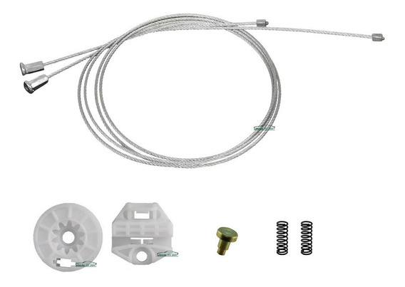 Kit Reparo Maquina De Vidro Eletrico Do Astra Traseiro