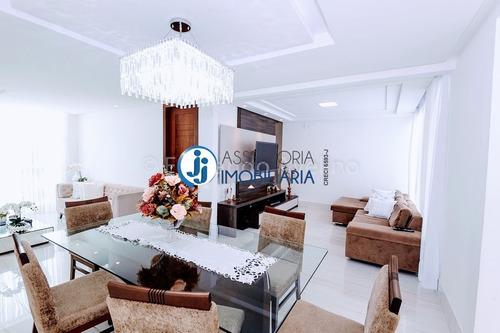 Imagem 1 de 30 de Bosque Das Flores - Venda De Casa Duplex Em Nova Parnamirim, Com 4 Suítes, Condomínio De Alto Padrão. - Ca00089 - 33153602